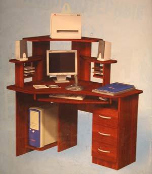 Столы компьютерные угловые, фото